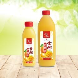 今谷生榨芒果汁